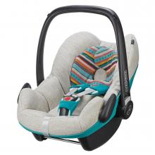 Maxi-Cosi Pebble_Folkloric blue