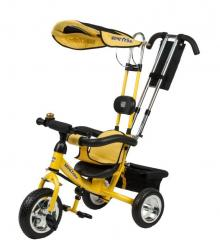 Mini Trike_yellow
