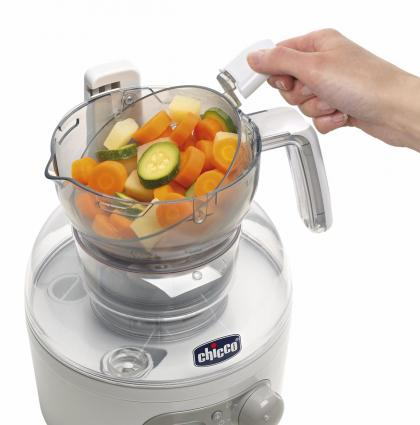Natural Steam Cooker  Chicco