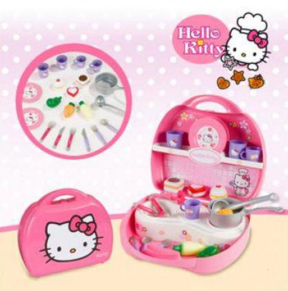 Міні кухня в чемоданчику Hello Kitty SMOBY 24782