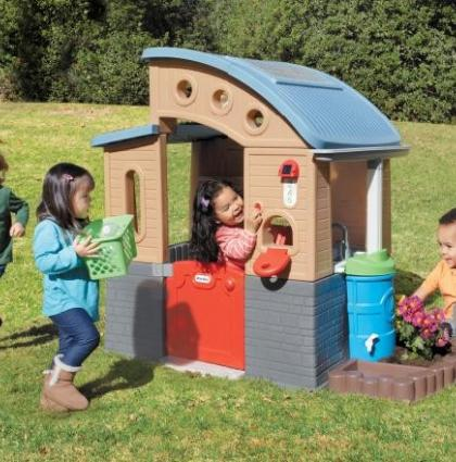 Игровий будиночок Little Tikes Go Green Playhouse 640216m