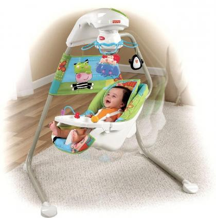 Fisher- Price Discover n ' Grow W9507