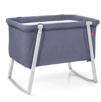 Babyhome Dream Baby Cot_Cotton blue