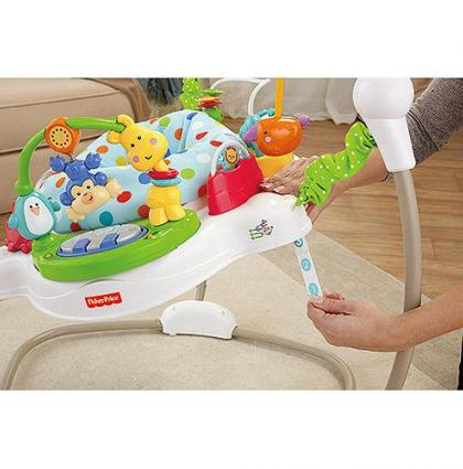Fisher Price Zoo Party Jumperoo CBP03