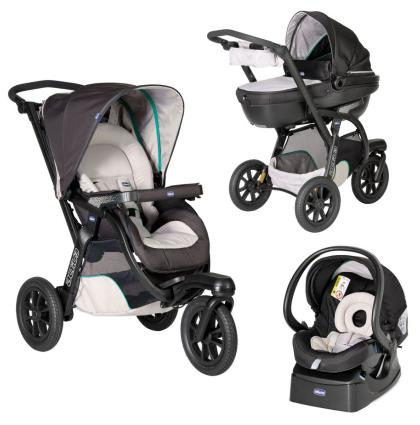 Chicco Trio Activ3 Top Dune