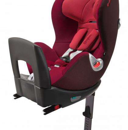 Cybex Sirona PLUS_poppy red