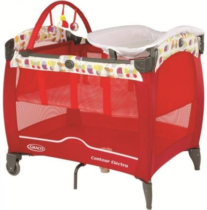 Graco Contour Electra_garden friends