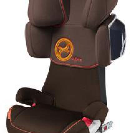 Cybex Solution X2-fix_ candied nuts