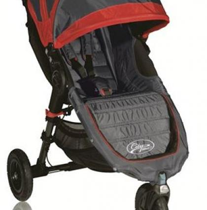 BABY JOGGER CITY MINI GT_shadow/Crimson
