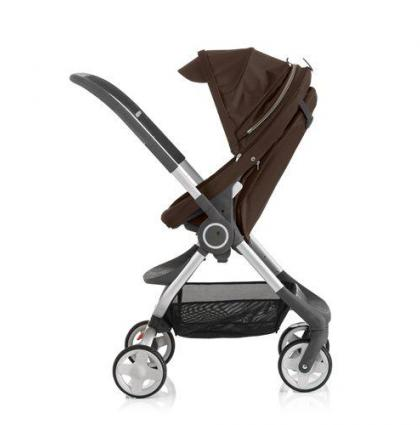 Stokke Scoot_коричневий