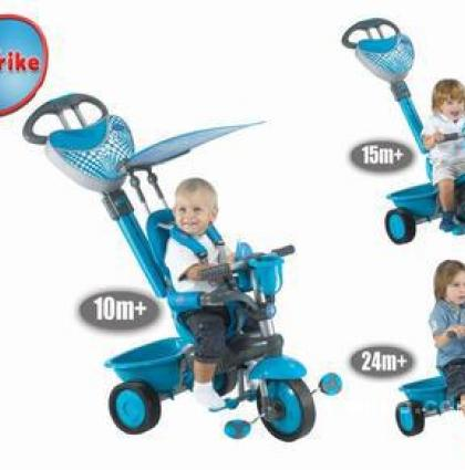 Smart Trike DeLuxe - ZOO-Collection