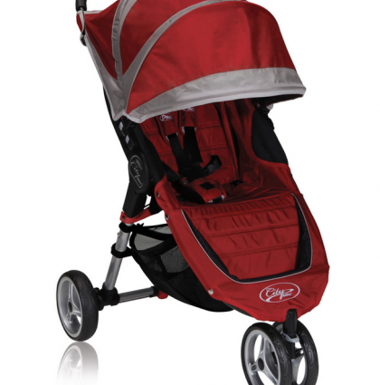 Коляска BABY JOGGER CITY MINI_____ RED 2012