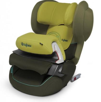 Cybex Juno 2-Fix_graffiti green