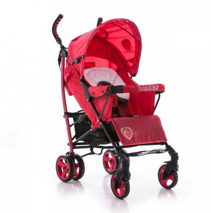Bambini Shuttle_red strawberry